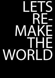Let's Re-make the World - YNKB