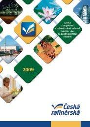 Zpráva o bezpečnosti a ochraně zdraví, ochraně majetku, vlivu na ...