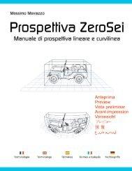 Prospettiva ZeroSei  - Perspective from 0 to 6 vanishing points