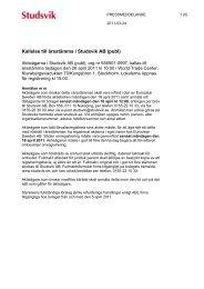 PDF-dokument 167 KB - Studsvik