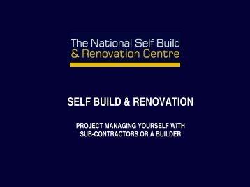 self build & renovation part 5 - Buildstore