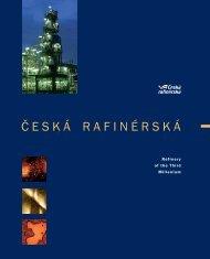 company profile - Česká rafinérská, as