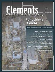 Fukushima Daiichi - Elements - Geoscienceworld