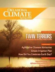 klahoma limate - Oklahoma Climatological Survey