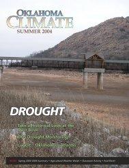 Oklahoma Climate Summer 2004.indd - Oklahoma Climatological ...