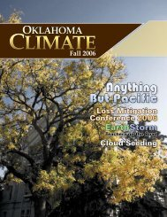Anything But Pacific - Oklahoma Climatological Survey