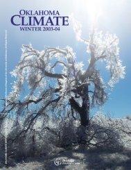 Oklahoma Climate Wint#1675F.ind - Oklahoma Climatological Survey