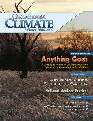 Anything Goes - Oklahoma Climatological Survey