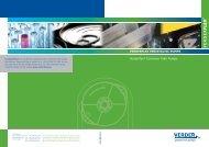 Verderflex® Economy Tube Pumps