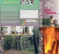 Tile Stove Brochure - Beacon Stoves