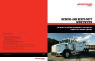 Medium- and Heavy-Duty Wreckers - Twin State Equipment
