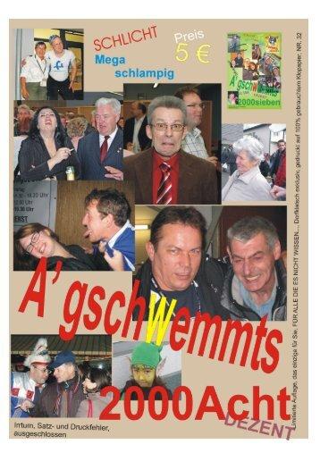SC Fußach Kochduell Piquet - Nistelberger Werner - Agschwemmts