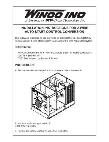 60710 128 2 wire conversion instructions winco generators publicscrutiny Choice Image