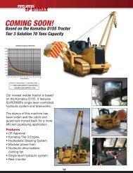 SP D155AX - Worldwide Machinery