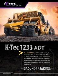 K-Tec 1233 ADT - Worldwide Machinery