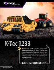 K-Tec 1233 - Worldwide Machinery