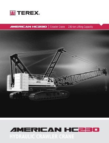 LBC0230.Terex HC 230 (230 T).pdf - B & G Crane