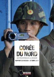 Corée du Nord : les frontières de la censure