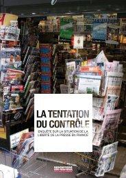 France - Reporters sans frontières