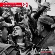 BUREAU TUNISIE - Reporters sans frontières