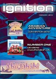 Dhabi Abu - Capricorn Society