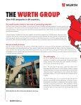 WURTH USA, Inc. - Page 4