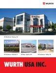 WURTH USA, Inc. - Page 7