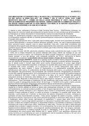 Allegato 3 - Comune di Sala Consilina