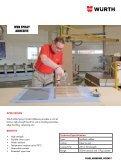 GLUES ABRASIVES SCREWS - Wurth - Page 7