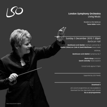 Marin Alsop - London Symphony Orchestra