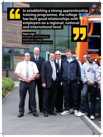 to download this case study - WorldSkills UK - Apprenticeships