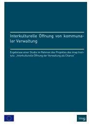 imap Studie - imap Institut für interkulturelle Management- und ...