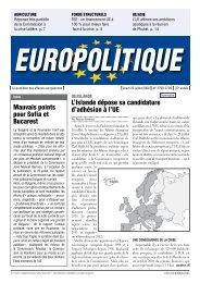 Nous avons les détails ! Des infos pour les euro ... - Europolitique