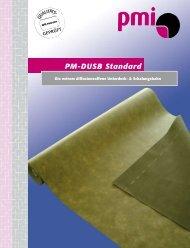 PM-DUSB Standard - PMI-Plast GmbH