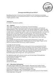 Sitzungsprotokoll Bürgerforum 06.02.07 Begrüßung durch den ...