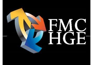 Diaporama - FMC-HGE