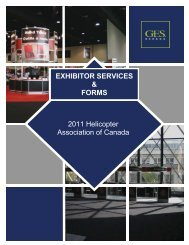 2011 Helicopter Association Forms (North Fraser Address).xlsx