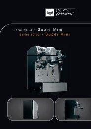 Serie 20.03 - Super Mini Series 20.03 - Super Mini - FFSNorge