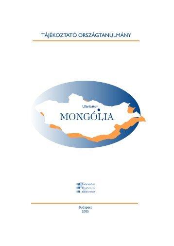 MONGÓLIA - ESKI