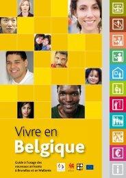 Vivre en Belgique - Centre Bruxellois d'Action Interculturelle