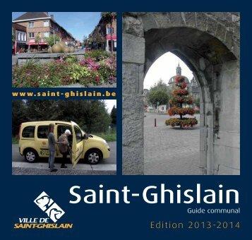 Administration communale - Saint-Ghislain