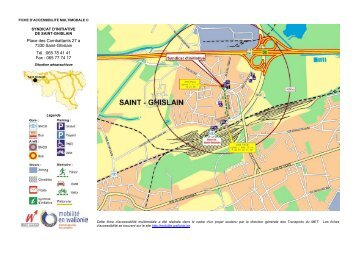 Syndicat d'Initiative - Saint-Ghislain