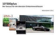 10'000plus - Archithema Verlag AG