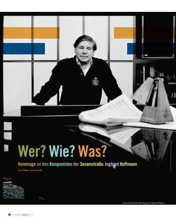 Ingfried Hoffmann Swinging Bach-Organ