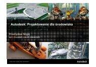 Autodesk: Projektowanie dla środowiska - WWF