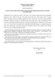 Uchwa•a Nr XXVI/284/2012 z dnia 28 grudnia 2012 r. - Urząd Gminy ...