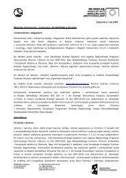 Załącznik nr 1 - opis przedmiotu zamówienia - BIP Wojewódzki ...