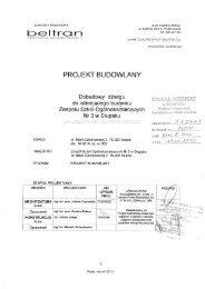 Projekt budowlany - rzislupsk.pl