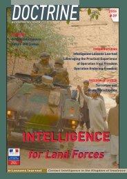 doctrine - Le Centre de Doctrine d'Emploi des Forces