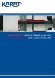 Processing aggregates - Karat